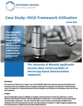 HVLE Case Study
